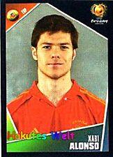 Panini EM 2004 Sticker Nr. 80 Xabi Alonso Spanien