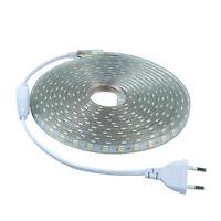 1m-25m SET LED SMD 5050 LED Strip Lichterkette Band Leiste Stripe 5 Farben