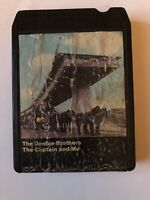 The Doobie Brothers The Captain and Me 8 Track Tape Tested D