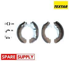 BRAKE SHOE SET FOR VW TEXTAR 91044600