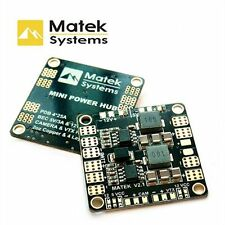 Matek Mini Power Hub Power Distribution Board PDB with BEC 5V & 12V for FPV