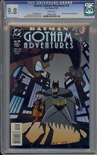 BATMAN: GOTHAM ADVENTURES #14  Harley Quinn DC Comics CGC 9.8