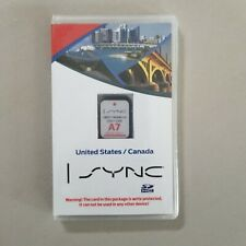 A7 2017 Map Update Navigation SD Card SYNC Fits All Ford Lincoln US Canada