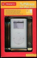 TUFFWRAPZ for Apple iPOD MINI CASE COVER Skin Protector  NEW Xtreme Mac