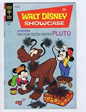 Pluto Walt Disney Showcase #4 Gold Key 1971