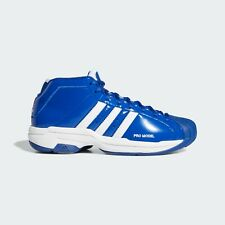 Adidas Pro Model 2G Basketball Shoe Royal EF9820 MSRP $100