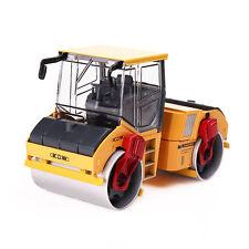 KAIDIWEI 1/50 Scale Diecast Tandem Compactor Construction Toys Model