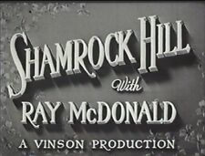 SHAMROCK HILL 1949 (DVD) PEGGY RYAN, RAY McDONALD, TRUDY MARSHALL