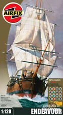 Airfix A50047 Endeavour Bark and Captain Cook 250th anniversary  in 1:120