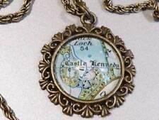 Collares y colgantes de bisutería colgantes de bronce de color principal multicolor