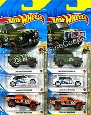 New ListingHot Wheels - Lot of 6 - 2021 Baja Blazers - Toyota - Lancia - Land Rover - F30