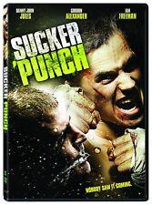 Sucker Punch DVD Movie- Brand New & Sealed- Fast Ship! VG-A85159DV