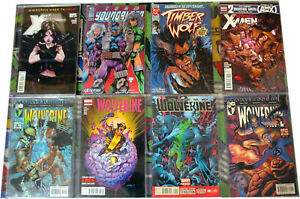 Lot, 8 x Comics, Marvel, eXtreme, Wolverine, Timber Wolf, Team Youngblood