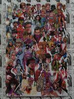 New Mutants (2019) Marvel - #1, Mark Bagley Variant, Hickman/Reis, NM