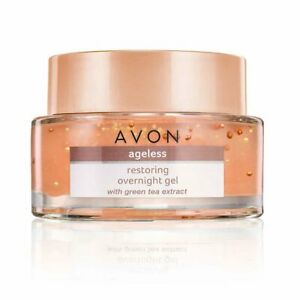 AVON Nutra Effects Ageless Restoring Overnight Gel - 50ml