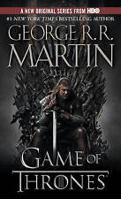 A Game of Thrones: A Song of Ice and Fire by George RR Martin