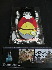 Disney Soda Fountain Easter Egg White Rabbit Alice in Wonderland LE 300 DSF pin