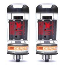 Pair of Sovtek 6550WE Power Vacuum Tube