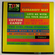 The Clebanoff Strings And Orchestra	Teen Hits Played The Clebanoff Way	MG-20929