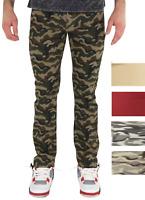 Mens Skinny Fit Pants Slim Fit Pants Trosuers Casual Stretch Pants FREE SHIPPING