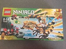 LEGO 70503 NINJAGO GOLDEN DRAGON NEW AND SEALED
