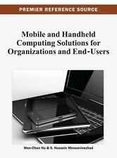 Mobile and Handheld Computing Solutions for Organizations and End-Users...
