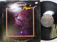Rock Lp Cat Stevens Numbers (A Pythagorean Theory Tale) On A&M