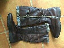 Flat (less than 0.5') Knee High Boots NEXT Shoes for Women