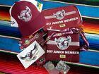 ✺New✺ 2017 MANLY SEA EAGLES Junior Membership Pack - Cap Backpack Stickers
