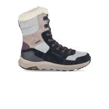 Merrell Womens Ontario Tall Polar Waterproof Winter Shoes Black Sports Outdoors
