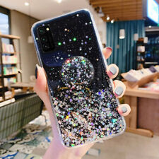 Luxury Bling Glitter Case For Huawei P30Pro Honor30 10Lite 9A With Pop Up Holder