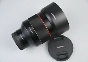 Samyang AF 85mm f1.4 for Sony- Excellent condition