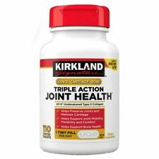Kirkland Triple Action 110 Tablets Joint Health Cartilage Bone Support