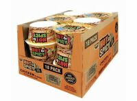 18ct HOT & SPICY RAMEN Chicken Chili Flavor Cup Noodles Instant Soup Bowl 3.32oz