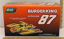 1996 Revell Burger King Joe Nemechek #87 Chevrolet Monte Carlo 1:24 #3831 NIB