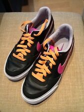 Nike Sweet Ace Womens Shoes 407992-050 Size 7.5 Black / Purple