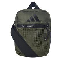 Adidas Park Hood Organizer Bag Sport Casual Unisex Backpack Travel Khaki DZ9426