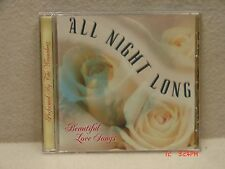 *CD All Night Long - Beautiful Love Songs - Performed By The Wannabeez
