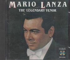 CD ♫ Compact disc **MARIO LANZA ♦ THE LEGENDARY TENOR** usato