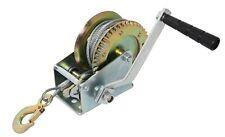 Handseilwinde Zugkraft max 600kg Seilwinde Bootstrailer Motorradanhänger