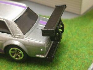 Custom 1/64 Scale Resin JDM Spoiler Hot Wheels Matchbox