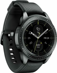 Samsung Galaxy Watch SM-R810 42mm Black (Bluetooth) Smartwatch