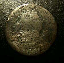 1796 1c Draped Bust Large Cent Very Good S-98 Reverse of 1795 R3 RARE Variety