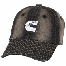 Cummins baseball hat ball cap diamond plate denim sun visor turbo RAM 4X4 3-D