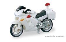 Takara Tomy Diecast Tomica No. 4 Honda VFR Police Bike