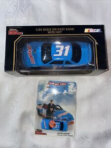 Racing Champions 1:24 1994 BANK #31 Steve Grissom Channellock & 1:64 Stock Car