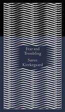 Fear and Trembling: Dialectical Lyric by Johannes De Silentio (Penguin Pocket Ha