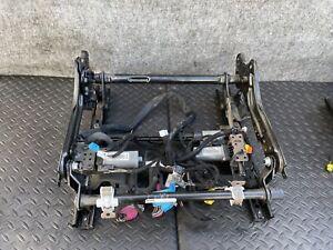 MERCEDES X166 / W166 GL450 GL350 FRONT RIGHT SEAT MOTOR RAIL W/ WIRE HARNESS OEM