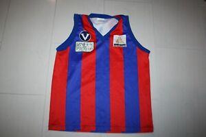 AFL VFL VFA VAFA JUMPER PORT MELBOURNE COLORS MENS MEDIUM