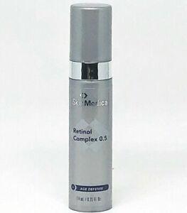 SkinMedica Retinol Complex 0.5 - 7.4 ml / 0.25 oz - New & Fresh 100% Authentic